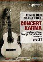 Concert Karma la Club Expirat din Bucureşti