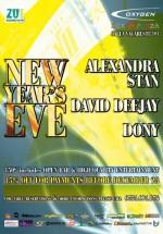 New Year's Eve 2011 la Club Oxygen din Bucureşti
