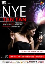 New Year's Eve 2011 la Club Tan Tan din Bucureşti
