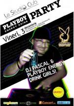 Playboy Energy Drink Party în Le Studio Club din Bucureşti