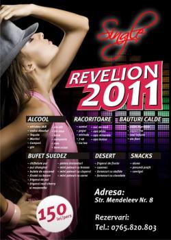 Revelion 2011 la Single Pub din Bucureşti