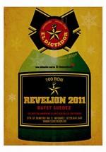 Revelion 2011 în El Dictador din Bucureşti