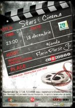 Stars & Cinema la Club Elements din Bucureşti