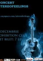Concert StereofeelingS la Prohibition Club din Mediaş