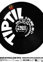 Concert TiPtil la Club Tago Mago din Bucureşti