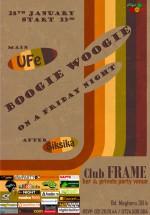 Boogie Woogie la Frame Club din Bucureşti