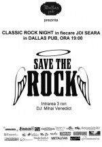 Classic Rock Night la Dallas Pub din Botoşani