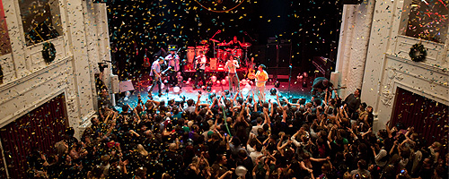 Concerte şi petreceri 27 ianuarie-2 februarie 2011