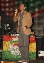 Concert El Negro în Club Hush din Piteşti