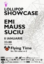 Emi, Mauss & Suciu la Flying Time Pub din Sibiu