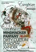 Escapism Musique Showcase în Club Xen din Braşov