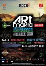 Bilete ARTmania Festival 2011