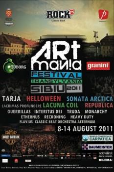 ARTmania Festival 2011 la Sibiu