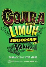 Gojira & DJ Limun la Setup Venue din Timişoara