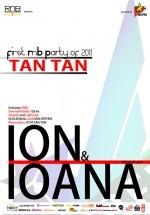 Ion & Ioana în Club Tan Tan din Bucureşti
