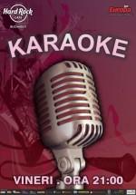 Karaoke în Hard Rock Cafe Bucureşti