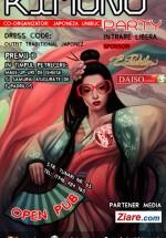 Kimono Party la Open Pub din Bucureşti