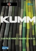 Concert Kumm la Club Pulse din Constanţa