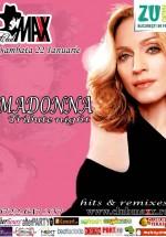 Madonna Tribute Night la Club Maxx din Bucureşti