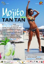 Mojito Party în Club Tan Tan din Bucureşti
