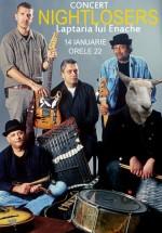 Concert Nightlosers în Laptaria lui Enache din Bucureşti