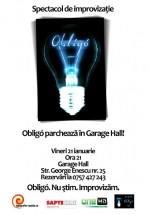 Obligo la Garage Hall din Bucureşti