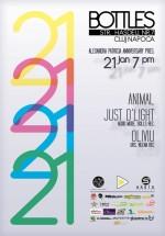 Oliviu, Just D'light & Animal la Bottles Cafe din Cluj-Napoca