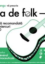 Pilula de Folk în Le General din Cluj-Napoca
