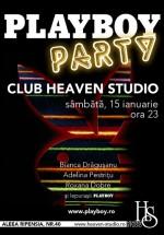 Playboy Party în Heaven Studio din Timişoara