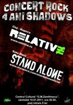 Concert Relative & Stand Alone la Centrul Cultural G.M.Zamfirescu din Satu Mare