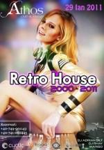 Retro House 2000-2011 la Club Athos din Baia Mare