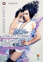 Scarlett Etienne la Club Midi din Cluj-Napoca