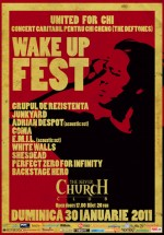Wake Up Fest la The Silver Church din Bucureşti