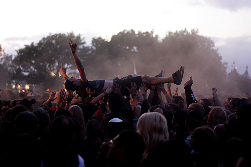Hellfest 2011 la Clisson în Franţa