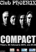 Concert Compact la Club Phoenix din Constanţa