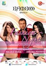 Fashion Night în Club Bamboo din Braşov