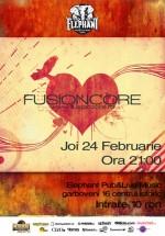 Concert FusionCore în Elephant Pub din Bucureşti