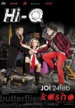 Concert Hi-Q în Kasho Club din Braşov