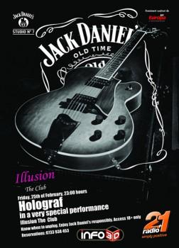 Concert Holograf în Club Illusion din Piteşti