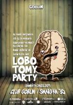 Lobotomy Party în Club Goblin din Bucureşti