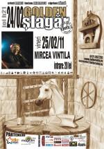 Concert Mircea Vintilă în La Fierărie din Suceava