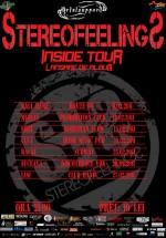 Turneu naţional Stereofeelings – Inside Tour