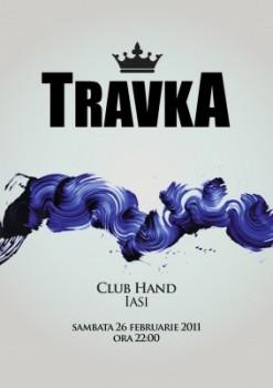 Concert Travka în Club Hand din Iaşi
