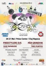 Delahoya 2011 la Polus Center din Cluj-Napoca