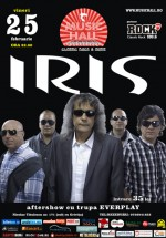 Concert Iris în Music Hall din Bucureşti