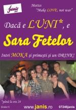 Sara fetelor în Club Janis din Cluj-Napoca