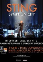 Concert Sting la Bucureşti