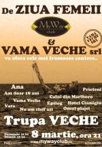 Concert Trupa Veche în My Way Club din Cluj-Napoca