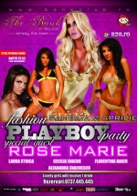 Playboy Party în The Bank din Constanţa