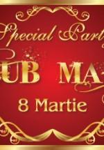 Ziua Femeii în Club Maya din Bucureşti